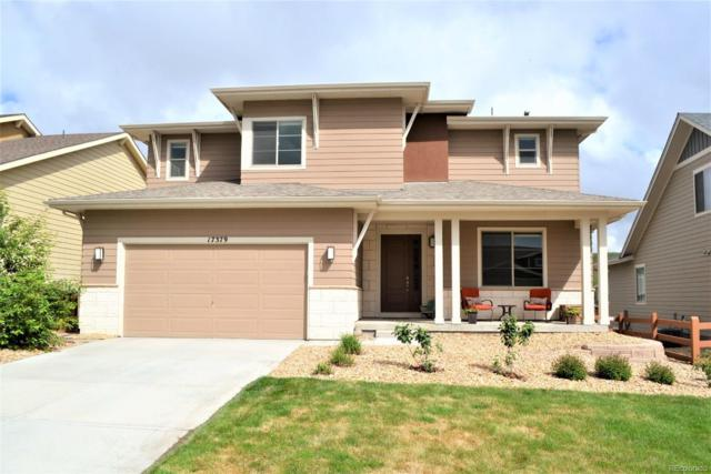 17379 W 94th Drive, Arvada, CO 80007 (#5857277) :: The HomeSmiths Team - Keller Williams
