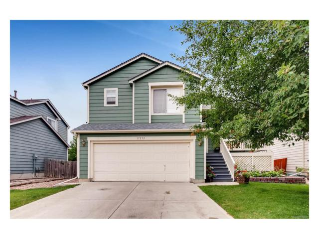 17232 Silver Mound Lane, Parker, CO 80134 (MLS #5857356) :: 8z Real Estate