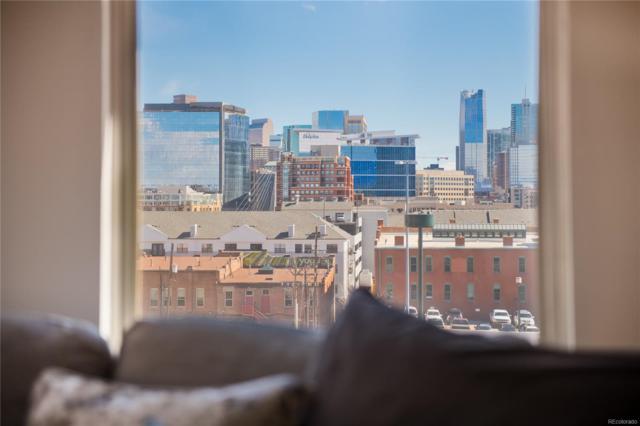 1521 Central Street 3C, Denver, CO 80211 (#5857755) :: RE/MAX Professionals
