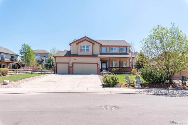 15879 Agate Creek Drive, Monument, CO 80132 (#5857983) :: West + Main Homes