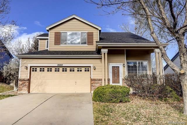 20165 E Belleview Lane, Centennial, CO 80015 (MLS #5857986) :: 8z Real Estate