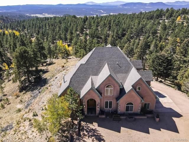 4565 W Highway 24, Florissant, CO 80816 (MLS #5858313) :: 8z Real Estate