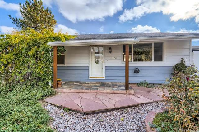 1300 Brentwood Street, Lakewood, CO 80214 (#5858503) :: The DeGrood Team