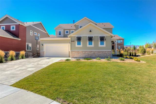 8695 Wilkerson Street, Arvada, CO 80007 (#5858568) :: The Peak Properties Group