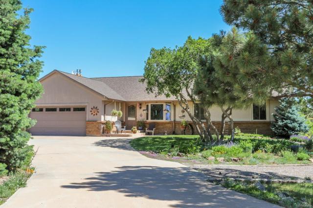 893 Coronado Drive, Sedalia, CO 80135 (#5858700) :: Colorado Home Realty