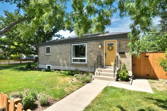 3090 S Clarkson Street, Englewood, CO 80113 (MLS #5859011) :: 8z Real Estate