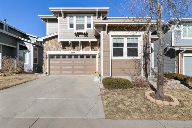 3207 Green Haven Circle, Highlands Ranch, CO 80126 (MLS #5859444) :: Kittle Real Estate