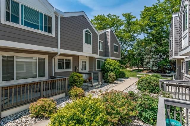 6705 W 84th Circle #67, Arvada, CO 80003 (#5859456) :: Venterra Real Estate LLC