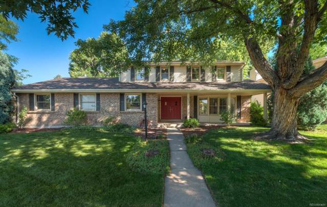 4915 E Lake Place, Centennial, CO 80121 (MLS #5859829) :: 8z Real Estate