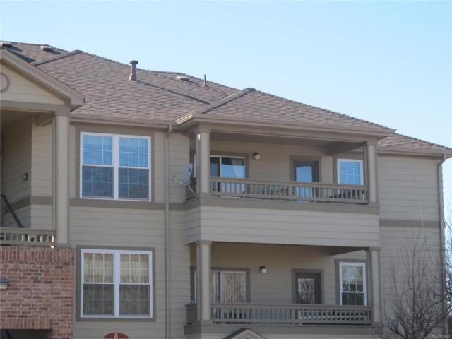 12770 Ironstone Way #302, Parker, CO 80134 (#5860057) :: HomePopper