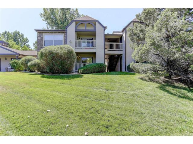 9283 E Arbor Circle B, Englewood, CO 80111 (MLS #5860107) :: 8z Real Estate