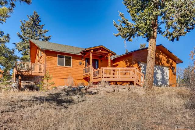 34204 Ponca Road, Pine, CO 80470 (#5860291) :: Berkshire Hathaway Elevated Living Real Estate