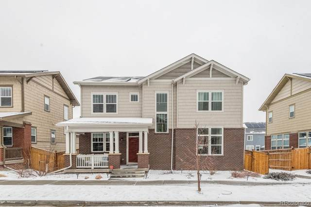 5427 W 97th Court, Broomfield, CO 80020 (#5860313) :: The Dixon Group