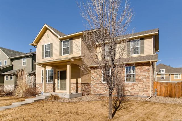 11863 E 111th Avenue, Henderson, CO 80640 (#5860427) :: The City and Mountains Group