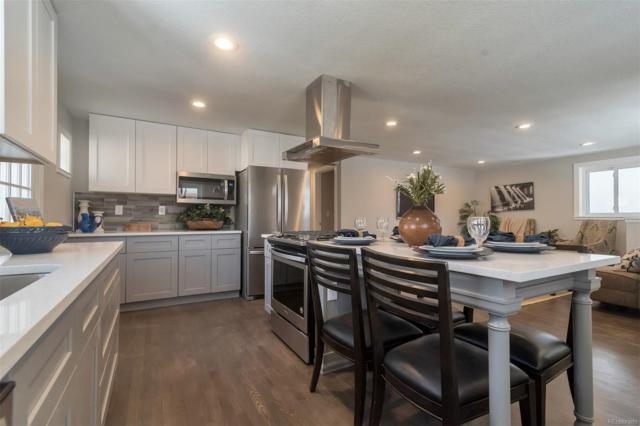 3230 S Corona Street, Englewood, CO 80113 (#5860555) :: The Peak Properties Group