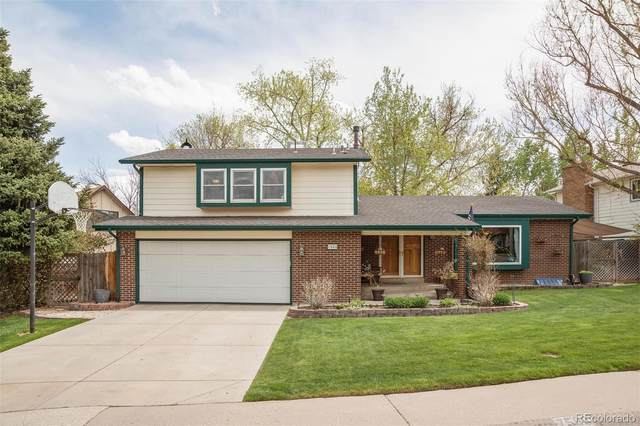7588 W Frost Drive, Littleton, CO 80128 (MLS #5860718) :: Find Colorado