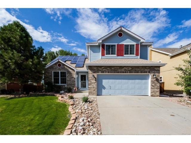 13861 W 64th Drive, Arvada, CO 80004 (#5861138) :: Ford and Associates