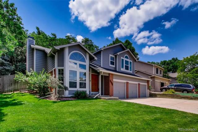 11230 W 66th Place, Arvada, CO 80004 (#5861987) :: The Gilbert Group