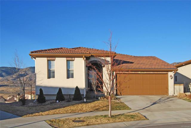 2499 S Kilmer Street, Lakewood, CO 80228 (MLS #5862176) :: 8z Real Estate