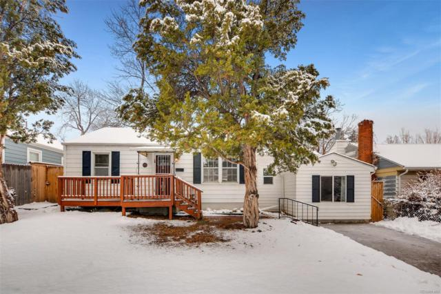 3079 S Ogden Street, Englewood, CO 80113 (MLS #5862251) :: 8z Real Estate