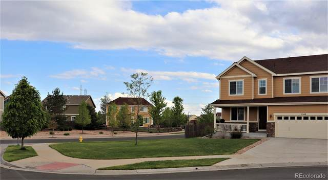 11349 S Cedar Gulch Lane, Parker, CO 80134 (#5862868) :: Colorado Home Finder Realty
