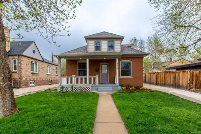 4819 W 26th Avenue, Denver, CO 80212 (#5862947) :: The Healey Group
