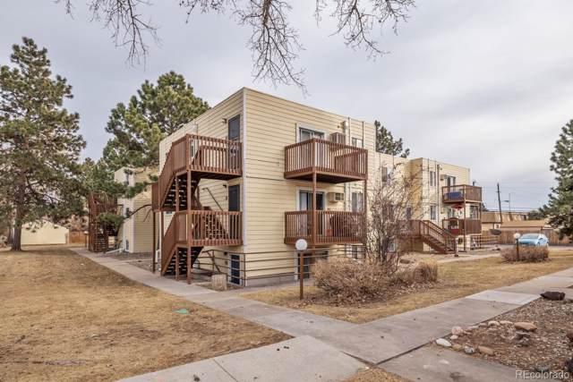 9340 W 49th Avenue #211, Wheat Ridge, CO 80033 (#5863313) :: The Peak Properties Group