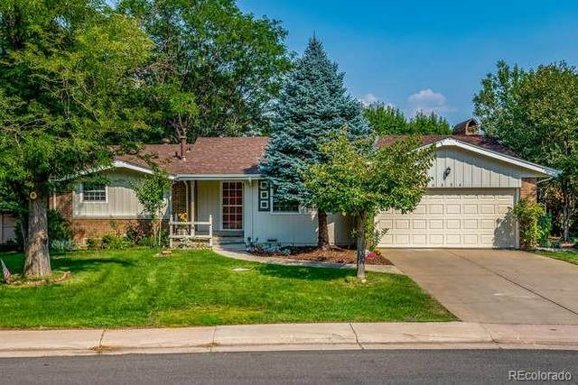 6354 W Burgundy Drive, Littleton, CO 80123 (#5863609) :: The Dixon Group