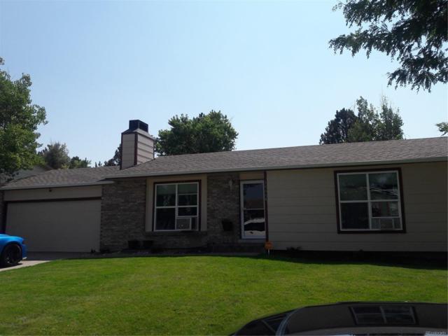 16664 E Louisiana Drive, Aurora, CO 80017 (MLS #5864271) :: Kittle Real Estate