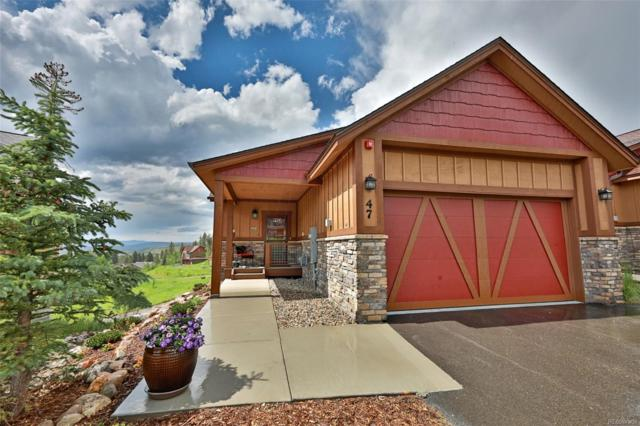 47 Lookout Point, Fraser, CO 80442 (#5864305) :: RazrGroup