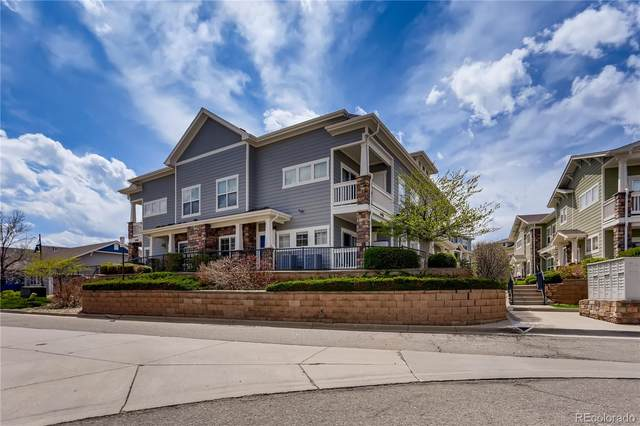 9498 Ashbury Circle #101, Parker, CO 80134 (MLS #5864673) :: 8z Real Estate