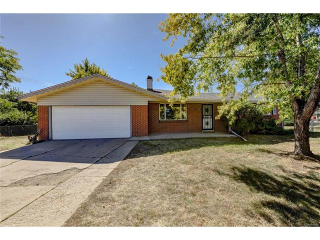 12790 W 19th Place, Lakewood, CO 80215 (MLS #5864864) :: 8z Real Estate