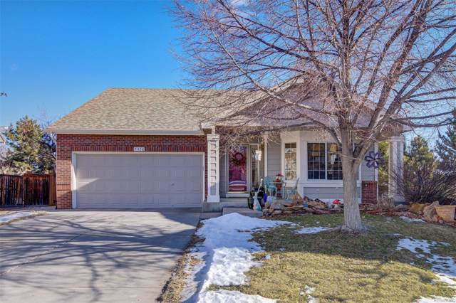 9470 Morning Glory Lane, Highlands Ranch, CO 80130 (#5865615) :: The Peak Properties Group