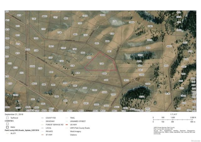 00 Dohasan Trail, Hartsel, CO 80449 (#5865725) :: Structure CO Group