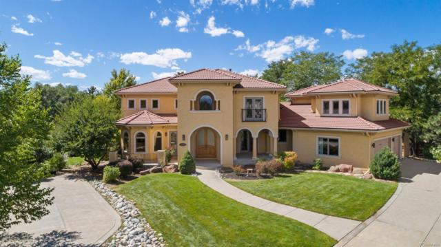 2023 S Chester Court, Denver, CO 80231 (#5865752) :: The Peak Properties Group