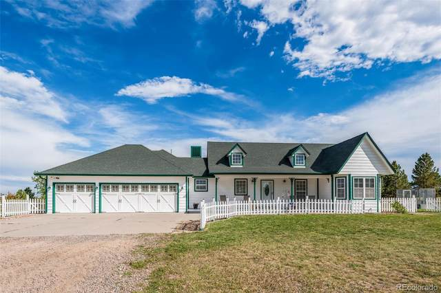 33250 County Road 21, Elizabeth, CO 80107 (#5866571) :: James Crocker Team