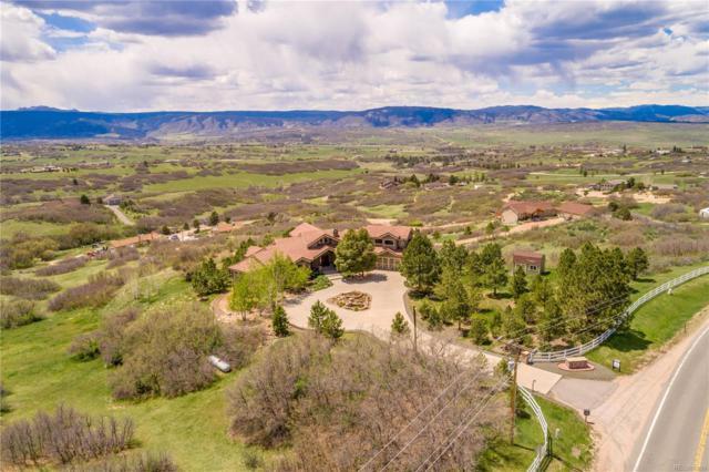 2256 W Wolfensberger Road, Castle Rock, CO 80109 (MLS #5868045) :: 8z Real Estate