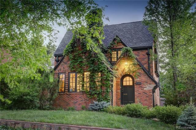 789 15th Street, Boulder, CO 80302 (MLS #5868196) :: 8z Real Estate