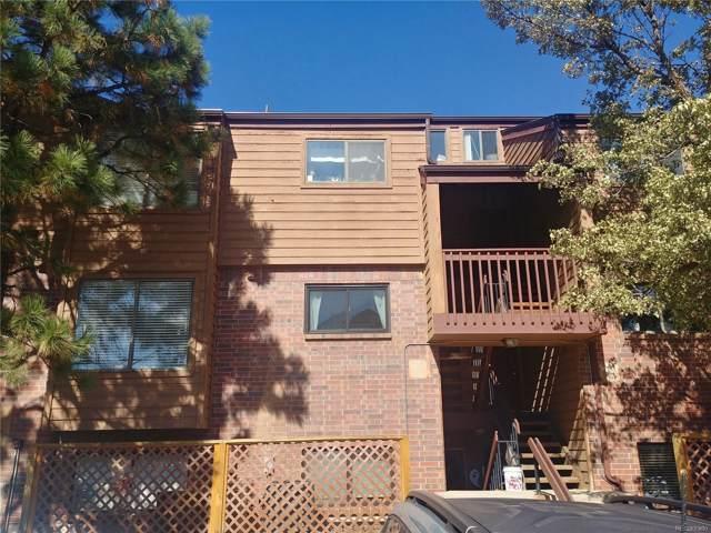 418 Wright Street #205, Lakewood, CO 80228 (#5868554) :: Mile High Luxury Real Estate