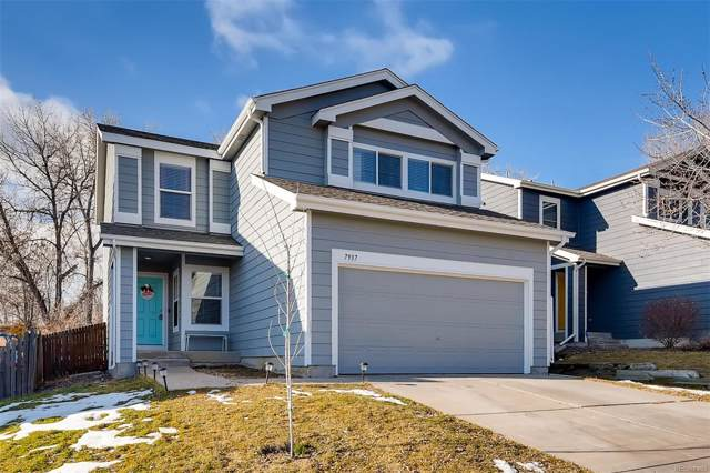 7937 Downing Street, Denver, CO 80229 (#5868579) :: HomePopper