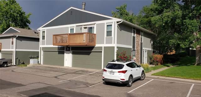 10001 E Evans Avenue 68D, Denver, CO 80247 (MLS #5868663) :: 8z Real Estate