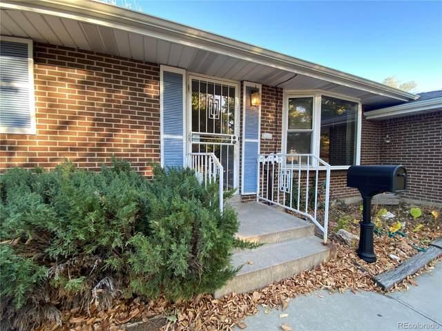 446 Kenton, Aurora, CO 80010 (#5868669) :: Finch & Gable Real Estate Co.
