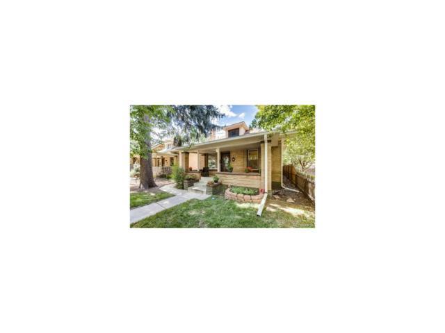 2565 Dexter Street, Denver, CO 80207 (MLS #5869166) :: 8z Real Estate