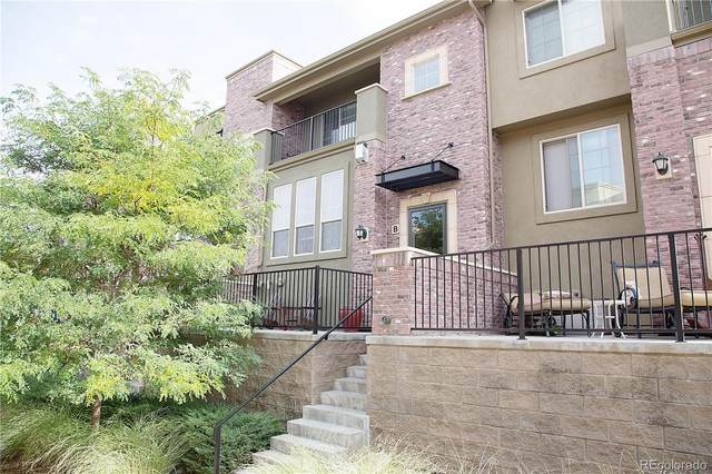 851 Elmhurst Drive B, Highlands Ranch, CO 80129 (#5869521) :: The DeGrood Team