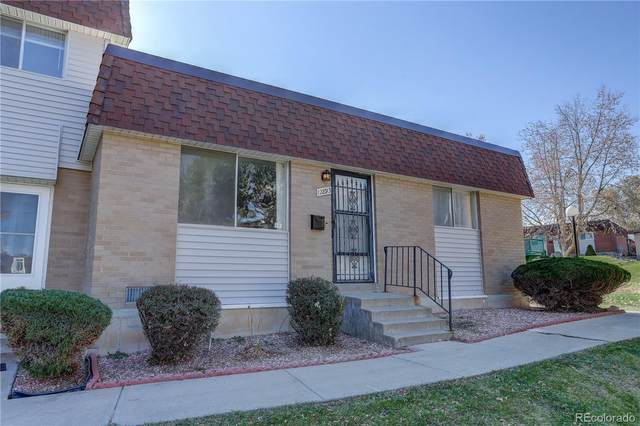 12893 W Alameda Drive, Lakewood, CO 80228 (#5870363) :: Colorado Home Finder Realty