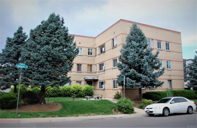 1101 Bellaire Street A3, Denver, CO 80220 (#5870598) :: The Heyl Group at Keller Williams
