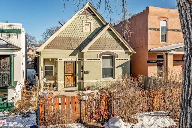3126 N Marion Street, Denver, CO 80205 (#5870698) :: The DeGrood Team