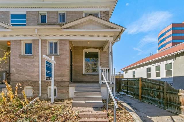 561 N Logan Street, Denver, CO 80203 (#5871101) :: Mile High Luxury Real Estate
