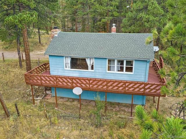 33417 Valley View Drive, Evergreen, CO 80439 (#5871654) :: Symbio Denver
