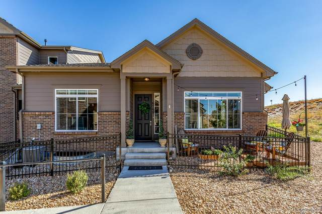 6769 S Old Hammer Court, Aurora, CO 80016 (MLS #5871660) :: Bliss Realty Group
